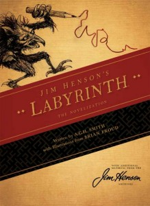 Jim-Hensons-Labyrinth-The-Novelization-HC-442x604 Nerdipop