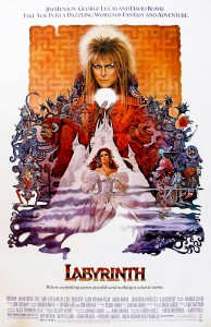 Labyrinth (1986) Original Nerdipop