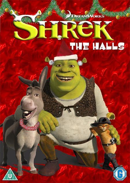 Movies for Christmas: Shrek the Halls - 4 December 2016