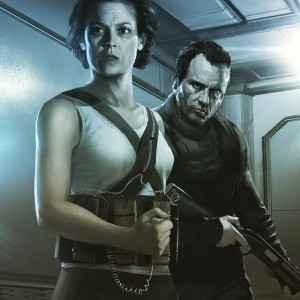 Ripley and Hicks. Nerdipop