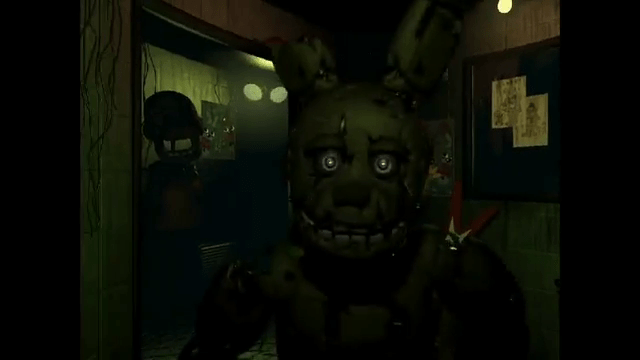 Five Nights at Freddy's -  (11) Nerdipop