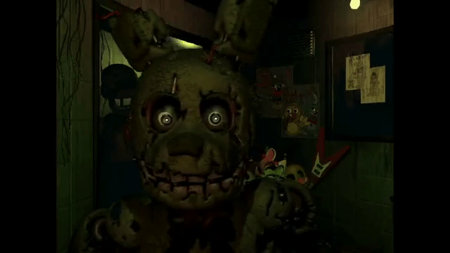Five Nights at Freddy's - (12) Nerdipop