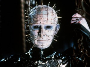 Horror Slasher Designs - Pinhead