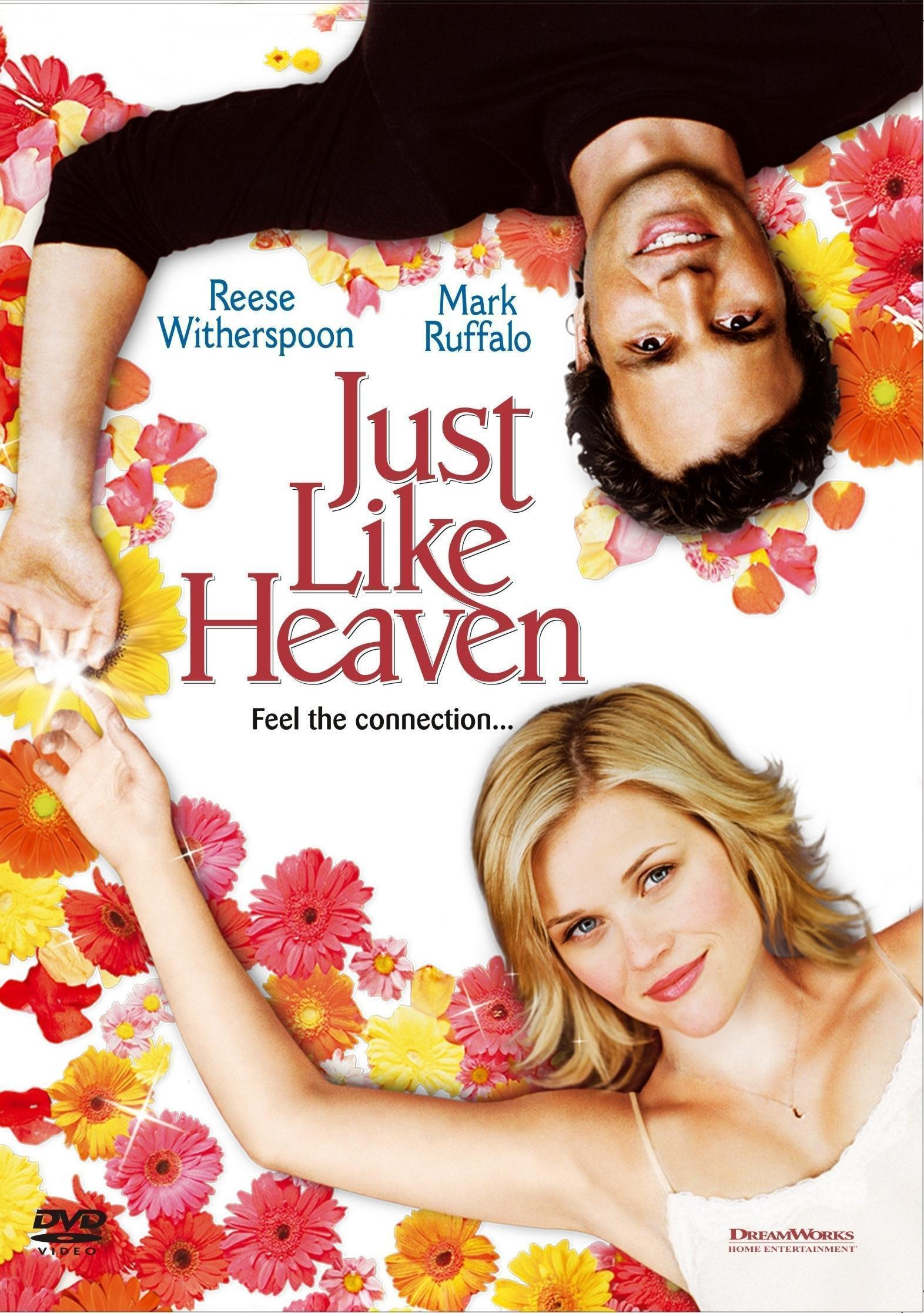Just Like Heaven DVD inlay1 Nerdipop