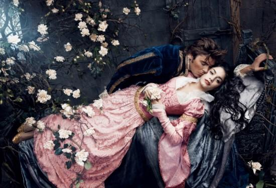 Vanessa Hudgens as Princess Aurora Zac Efron as Prince Phillip Nerdipop