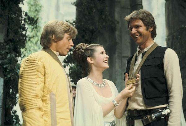 star-wars-han-solo-princess-leia-luke-skywalker Nerdipop