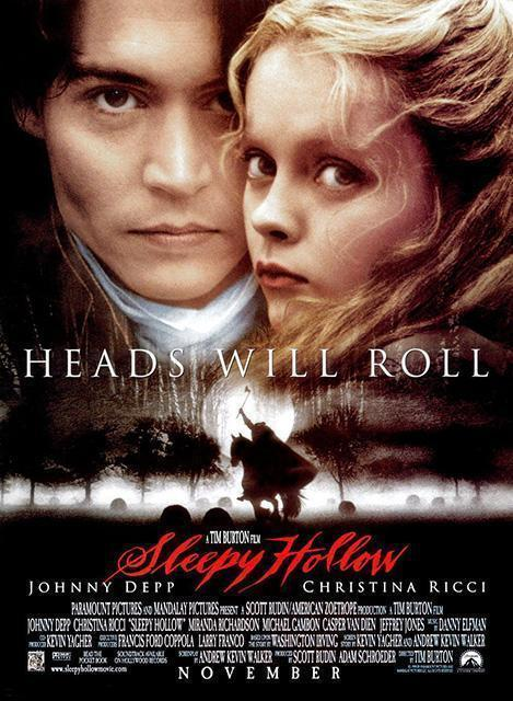 Sleepy Hollow Poster Nerdipop