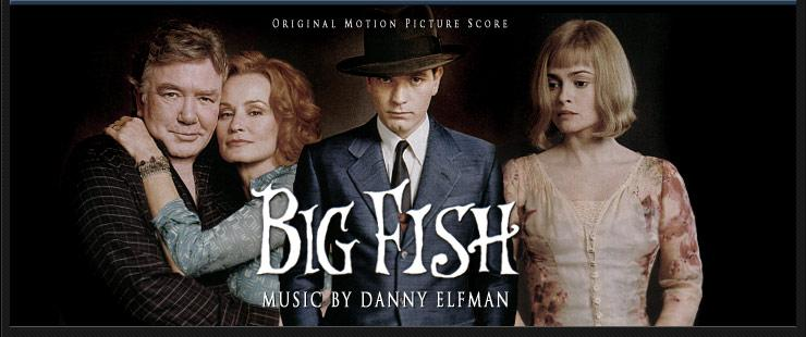 Big fish possibly one of tim burton 39 s best movies for Ewan mcgregor big fish