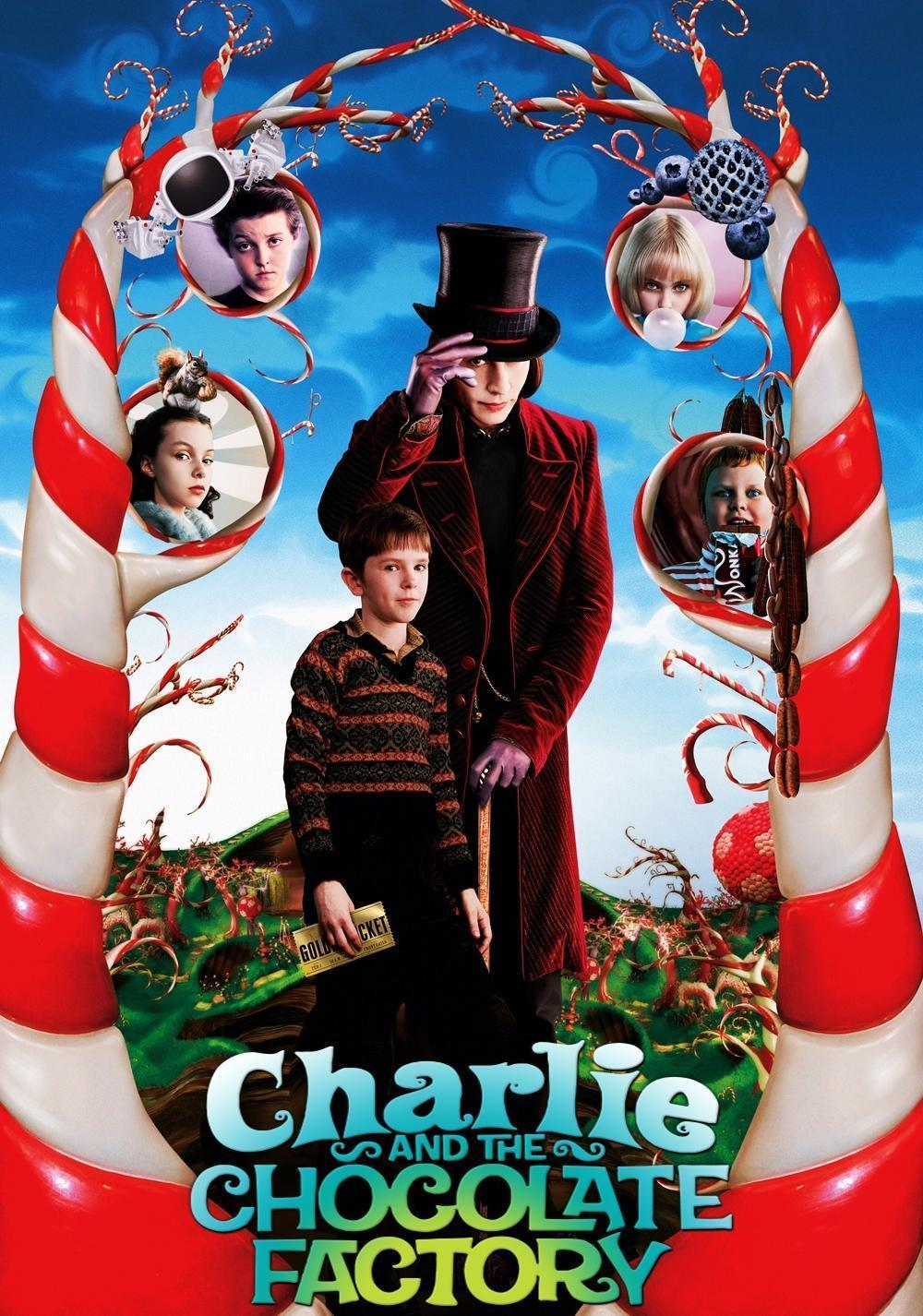 20 Interesting facts about the movie Charlie and the Chocolate Factory