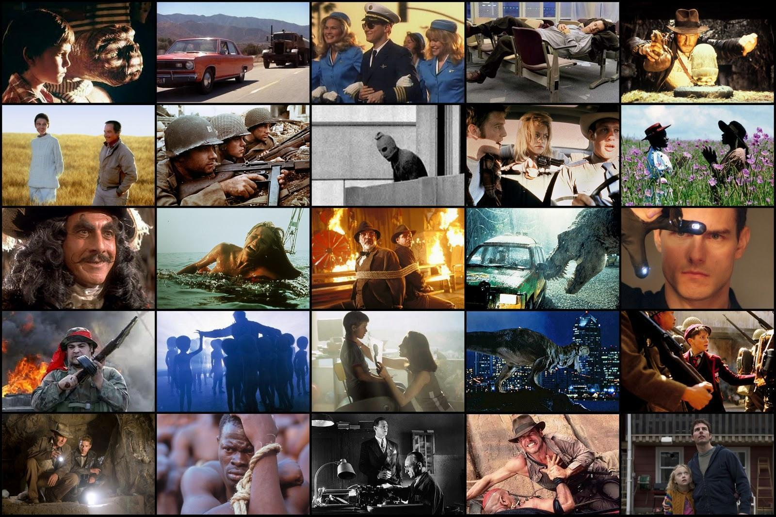 Spielberg-collage-of-films Nerdipop