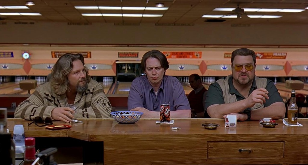 The Big Lebowski Bar scene Nerdipop