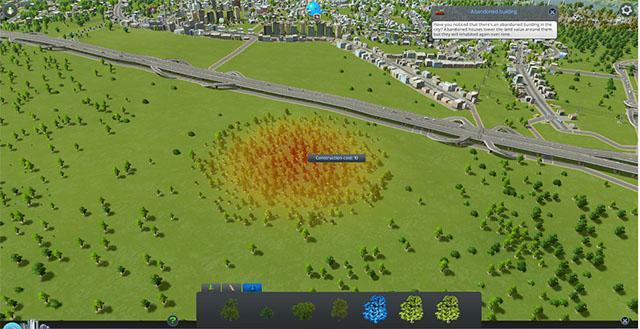 Cities Skylines Tree Brush Nerdipop