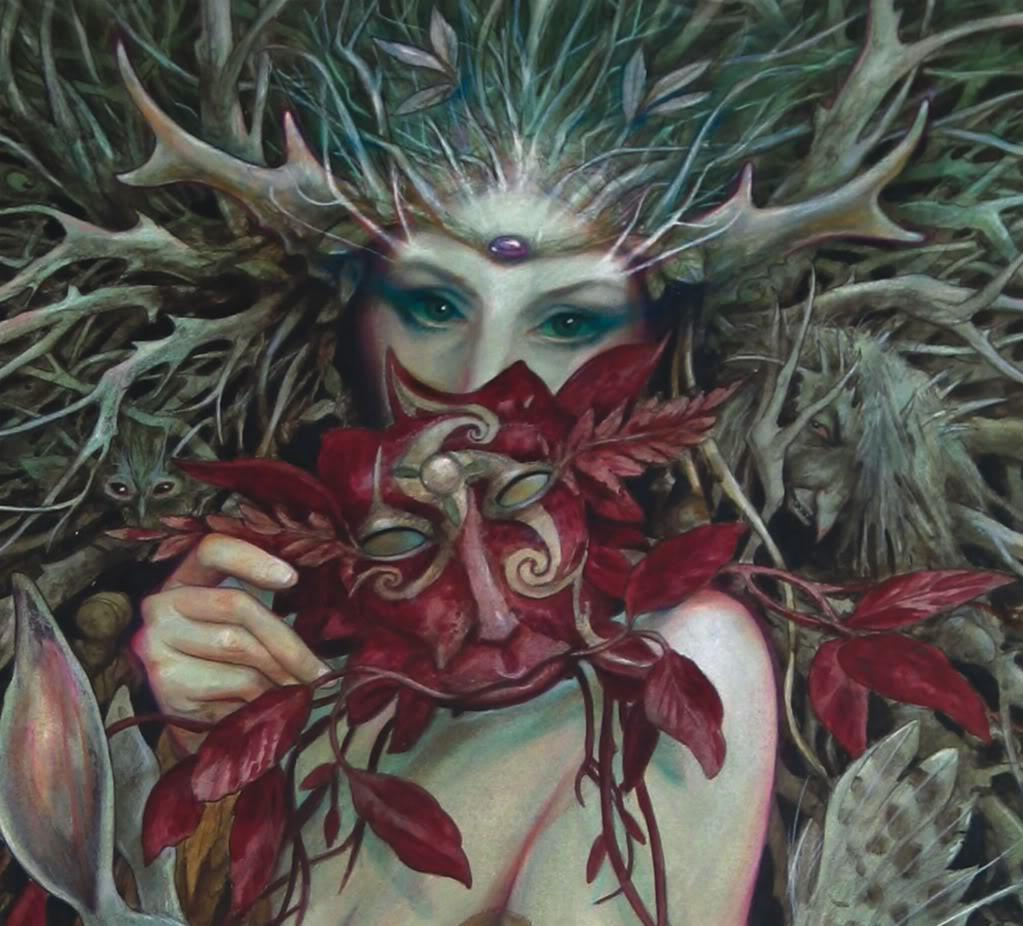 The wonderful fantasy world of Brian Froud