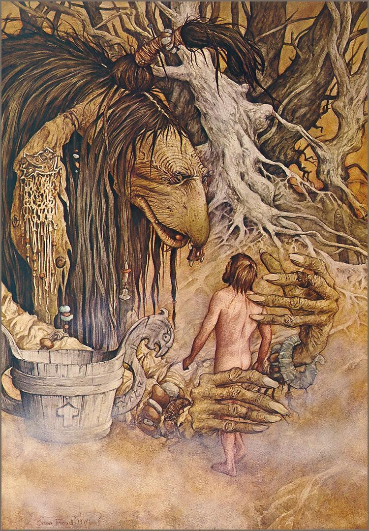Discussion on this topic: Patricia Franklin, brian-froud/
