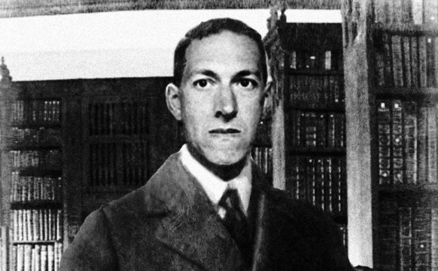 HP Lovecraft or Randolph Carter Nerdipop
