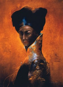 The Persian by Anne Bachelier Nerdipop