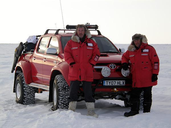 Top Gear Polar Special Nerdipop