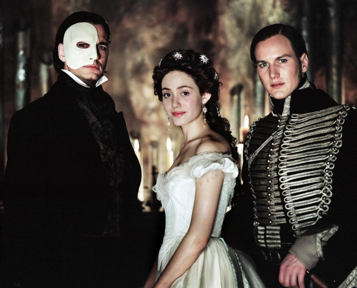 32 Fun Facts About The 2004 Movie The Phantom Of The Opera Nerdipop