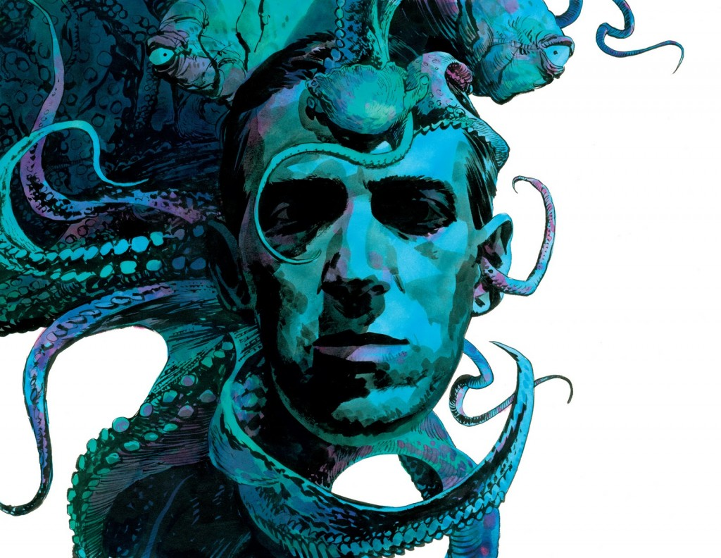 HP Lovecraft Nerdipop