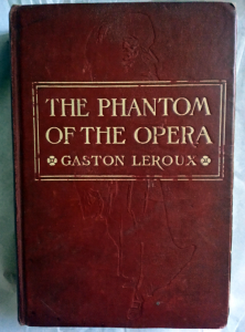 The original Gaston Leroux Novel Nerdipop