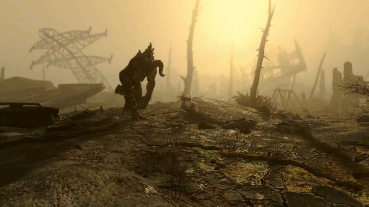 Fallout 4 - Death Claws