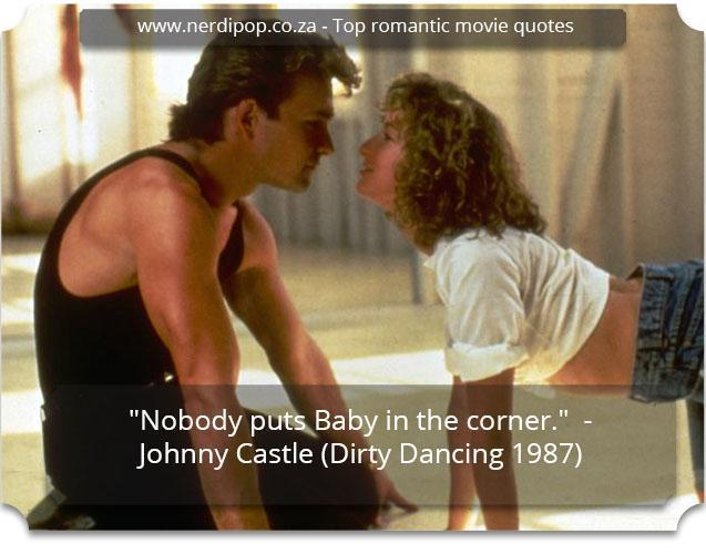 Top Romantic - Dirty Dancing