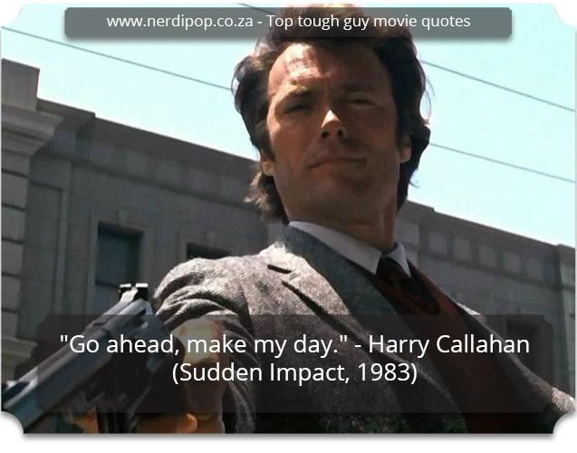 quotes - Dirty Harry Nerdipop