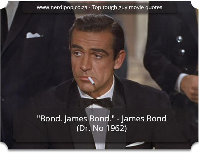 quotes - James Bond Nerdipop