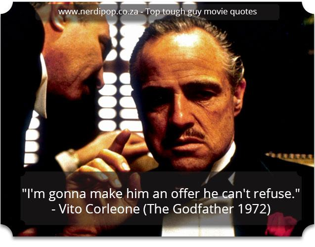 quotes - The Godfather Nerdipop