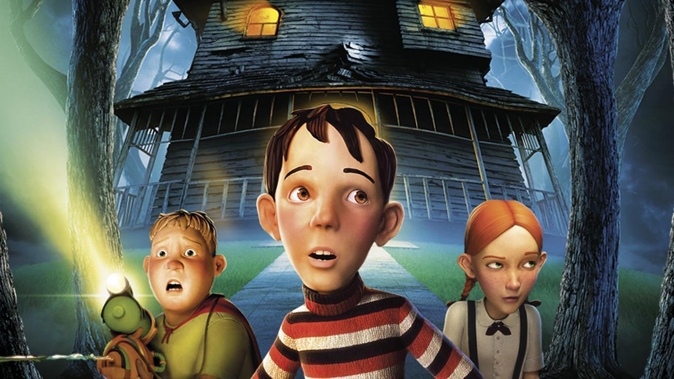 Really scary kids movies monster house 2 for Classic house 2006